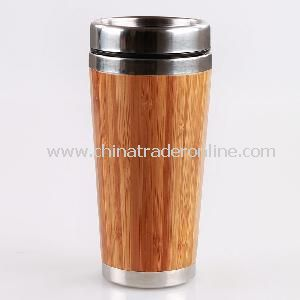 Bamboo Water Cup