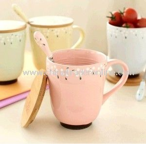 Ceramic Mug Coffee Cup Colourful Cup Set