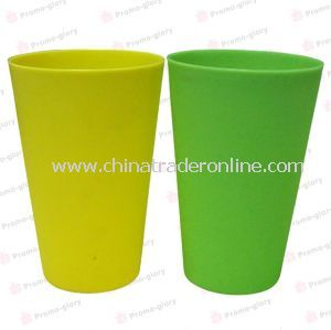 Standard Shape Colored Water Cup
