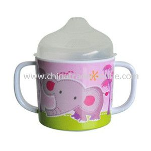 Tableware-3 Melamine Cup with Handles from China