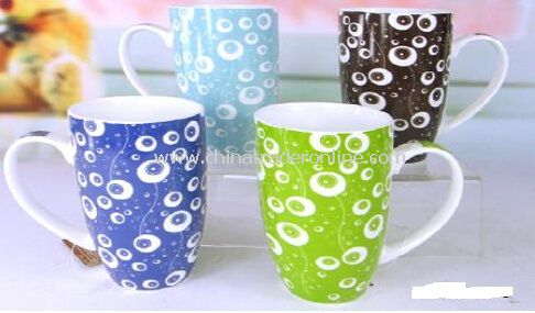 Promotional Porcelain New Bone China Mug & Cup