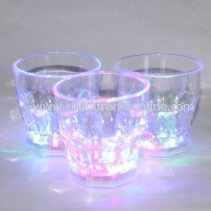 Beer LED Light Cup from China