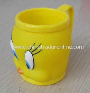 Ceramic Solid Color Ice Cream Bowl Cup
