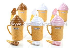 Ice Cream Maker, Ice Cream Magic, Ice Cream Cup