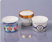 Ice Cream Paper Cup from China