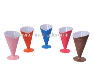Tableware-Melamine Ice Cream Cup