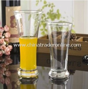 Classic Glass Beer Cup &Machine-Blown Glass Cup