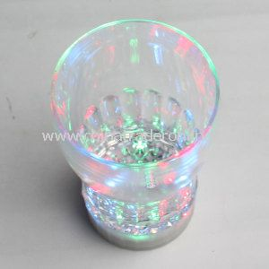 Flashing LED Beer Cup