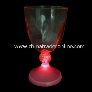 Flashing Wine Glass/Light up Wine Glass/LED Wine Glass/LED Cup/Flashing Cup