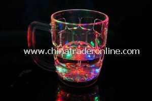 LED Flashing Beer Cup from China