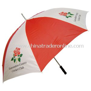 Advertising Golf Umbrella with Custom Design from China