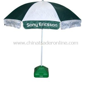 Custom Adverting Beach Sun Umbrella