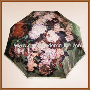 New 2014 High Quality Custom Printed Umbrella