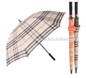 Custom Golf Umbrella Double Golf Umbrella Nylon Golf Umbrella from China