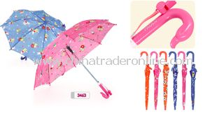 Parasol Umbrella, Cute Parasol Kid Umbrella, Sunny and Rainy Umbrella Free Sample