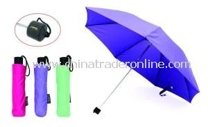 3 Section Sun Umbrella from China