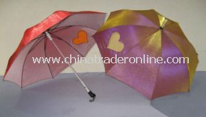 Auto Open Creative Anti-UV Straight Sun Umbrella