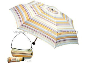 Mini Folding Sun Umbrella
