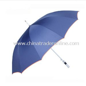 Stylish Automatic Sun Protective Patio Straight Umbrella