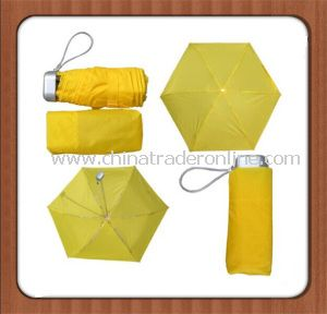 5 Folding Umbrella Case Umbrella