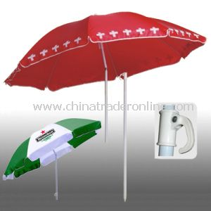 Beach Umbrella Garden Umbrella Folding Umbrella Portable Umbrella from China