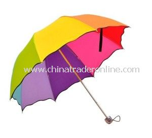 Dome Shaped Folding Umbrella