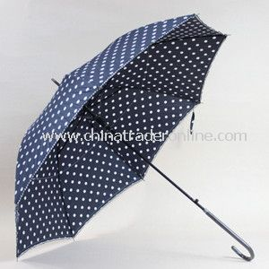 21*8k Straight Umbrella with The Flute Ribs