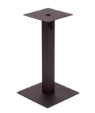 Cast Iron Table Base with Umbrella Hole