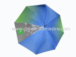 Advertising Umbrella