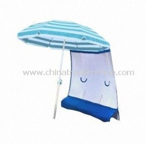 Printing Promotional Beach Umbrella, Promotion LED Umbrella Advertisement LED Umbrella