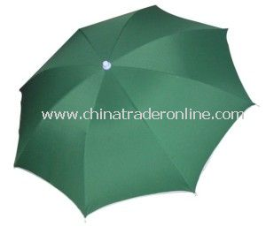 36 Inch Beach Umbrella with Tilt