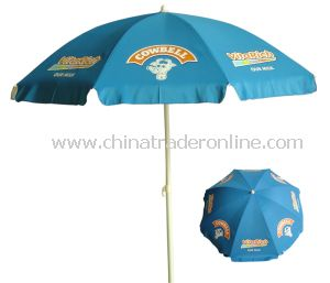 Advertising Beach Umbrella