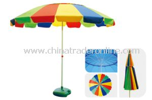 High Quality Customized Promotion Beach Umbrella