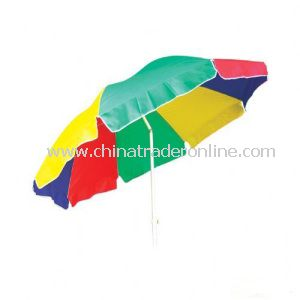 Straw Beach Umbrella with Various Style Available, OEM Order Are Accepted