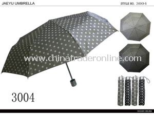 21inch Super Mini Promotion Fold Umbrella from China