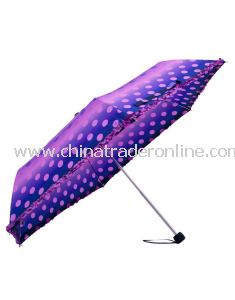 Colorful DOT Printing Promotional Gift Mini Umbrella