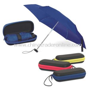 Mini Umbrella Pocket Umbrella with Case