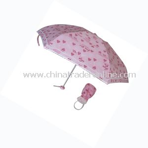 Super Mini 4-Folded Umbrella