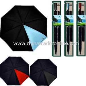 30 Inch High Quality Golf Umbrella for Advertising