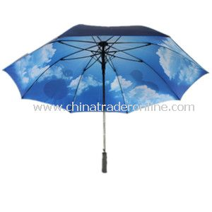 30inch Double Layer Stronger Windproof Golf Umbrella