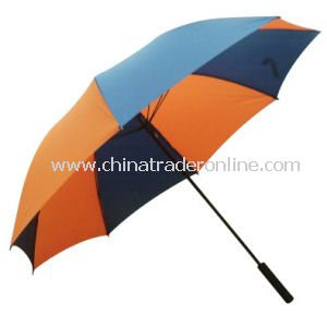 Advertising Straight Golf Umbrella
