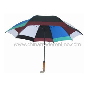 Assorted Colors Golf Umbrella