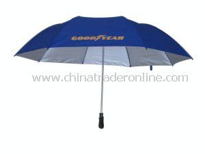Auto Open High Quality 2 Fold Golf Umbrella