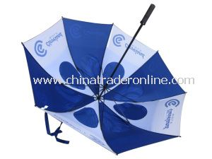 High Quality Double Layers Big Golf Umbrella from China