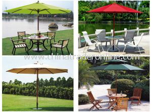 Sunshade Beach Umbrella from China