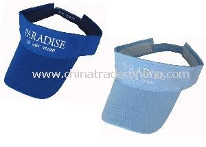 100% Cotton Sun Visor