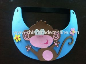 Fashion Design EVA Promotional Sun Visor for Promotional