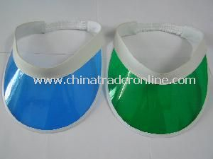 Hot Selling 2014 Summer PVC Sun Visor