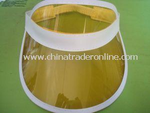 New Promotional Plastic Sun Visors PVC Visor