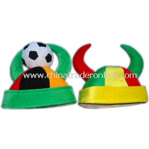 Football Fans Hat, Hat, Cap, Christmas Hat